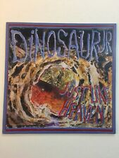 """Dinosaur Jr. Just Like Heaven. Ltd Edition 12"""" Etched Single. 1989. Cure Cover"""