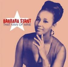 BARBARA STANT That Man Of Mine NEW SEALED SOUTHERN SOUL CD (SOULSCAPE) 70s SOUL