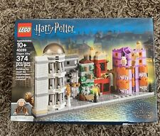 New ListingNew Lego Harry Potter Exclusive Micro Build Diagon Alley 40289 Misb 374 Pcs