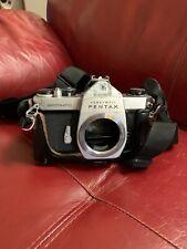 Asahi Honeywell Pentax Spotmatic 35mm SLR Film Camera BODY Case ONLY Japan Parts