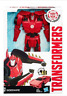 Transformer 12 inch Action Figure Transformers Robots In Disguise Sideswipe NEW