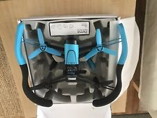 Parrot Bebop Quadcopter Camera Drone 14MP Full HD 1080p Blue.