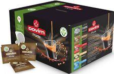 300 CAFFE COVIM CIALDE PODS ESE 44 MM MISCELA EXTRA OROCREMA COMPOSTABILI