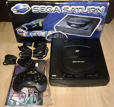Console Sega Saturn Complete Fonctionnelle Version PAL