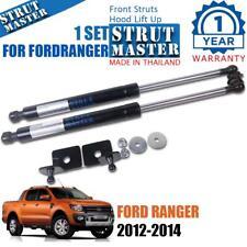 Fit Ford ranger T6 Raptor Front Rear Shock Shocks Hood Bonnet Gas Struts Pair