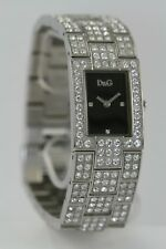 D&G  C'est Chic Black Ladies Watch