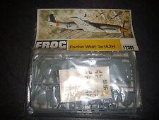 FROG  FOCKE WULF TA152H  PLASTIC MODEL 1/72 VINTAGE REF F236F