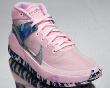 Nike KD 13 Aunt Pearl Men's Pink Foam Blue Void Men's Basketball Sneakers Shoes