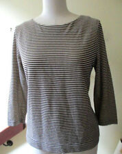 Country Road Career Striped Tops for Women