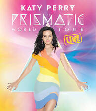 Katy Perry: The Prismatic World Tour - Live (DVD, 2015) Free Shipping!