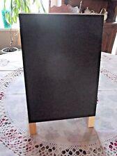 """Double Sided Chalkboard Easel 8"""" x 11"""""""