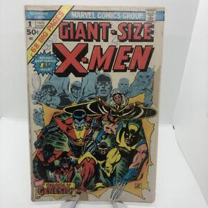 Giant Size X-Men #1 - 1st App New Team Major Key 🔑 1975