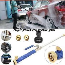 Adjustable High Pressure Power Washer Spray Nozzle Water Car Garden Hose Wand