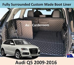 Audi Q5 2009-2016 Custom Made Trunk Boot Mats Liner Cargo Mat Cover