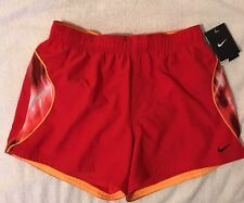 Nike Men's Hydra Void Swim Shorts *NEW* Size M University Red # NESS4366
