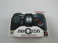 Negcon Black with box Playstation Japan Ver PS
