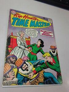Rip Hunter Time Master #24 DC Comics Key Silver Age RIP Royal Wedding