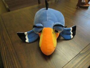 "Disney Baby Cuddle Pals The Lion King Zazu Bird Stuffed/Plush/Crinkly - 17"""
