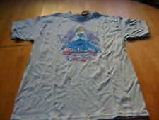 Cinderella Happily ever after sparkle t-shirt Disneyland XL Disney NWT 2000sblue