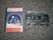 Book of Love~Candy Carol~1991 Synth Pop~Electronic~Cassette Tape~FAST SHIPPING
