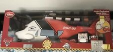 DISNEY CARS Planes TOON RESCUE SQUAD HELICOPTER CHOPPER DIE CAST CARRIER RARE!