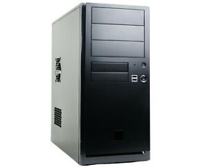Antec NSK 4480B II Super Mini Tower Case with EarthWatts 380W Power Supply - New