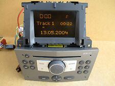 Vauxhall Zafira B Astra H CD30 Radio Stereo CD MP3 Player 13154304
