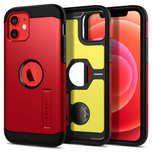 iPhone 12 Pro Max Mini Pro Case   Spigen [ Tough Armor ] Dual Layer Cover