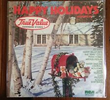 Happy Holidays True Value Hardware Stores Volume 18 -New Still Sealed  Elvis +