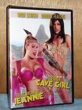 Erotic Dreams Of Jeannie/ Teenage Cave Girl (DVD, 2016) NEW Nicole Sheridan