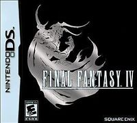 Final Fantasy IV (Nintendo DS, 2008) GAME CARTRIDGE ONLY, CLASSIC RPG ROLE PLAY