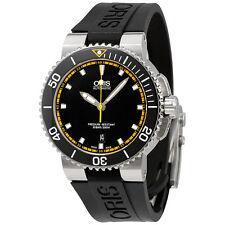 Oris Aquis Date Automatic Black Dial Mens Watch 01 733 7653 4127-07 4 26 34EB