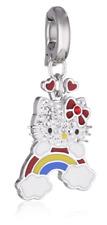 Swarovski Hello Kitty Rainbow Charm Japanese Cat Crystal Authentic MIB JB