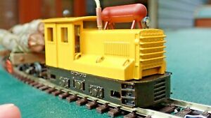 On30 Kato-Works 5 Ton Diesel Loco Kit w/- Pre-Assembled Double Reduction Gearbox