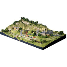 Woodland Scenics ST1482 N Scale Scenic Ridge Layout Kit