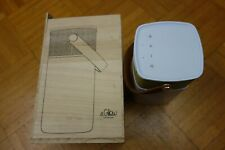 Kreafunk Bluetooth-Lautsprecher a Glow, weiß. Kfhs09