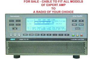 Interface Cable - SPE Expert Amplifier 1K /1.3K/1.5K /2K - VARIOUS MODELS