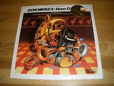 DON MENZA horn of plenty LP Record - sealed