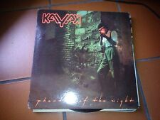 "LP 12""  KAYAK PHANTOM OF THE NIGHT USA PRESS 1979 + INNER LEEVE EX+"