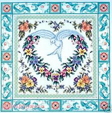 JCA Heritage Collection Cross Stitch Kit - Dove Heart