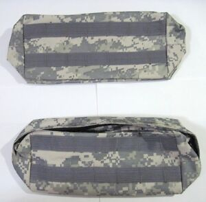 2 x New Molle Utility Accessory Pouch ACU--Airsoft