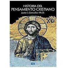 Historia del Pensamiento Cristiano by Justo L. González (2011, Paperback)