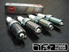 NGK ILKR8E6 Laser Iridium OEM Evo X Spark Plugs 4B11T Plug Evolution (1422)