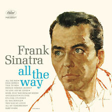 Frank Sinatra ALL THE WAY 180g CAPITOL RECORDS New Sealed Vinyl Record LP