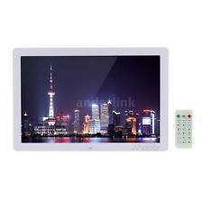 17 inch HD 1080P LED Digital Photo Frame Picture MP3 MP4 Player Remote Control