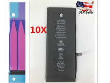 "Lot 10 Oem Genuine 2750mAh Replacement Battery iPhone 6S Plus 5.5"" w/adhesive"