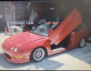 1994-2001 Acura Integra NEWGEN LAMBO DOOR KIT