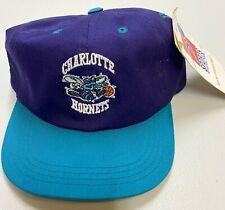 Vintage Sports Specialties Charlotte Hornets Hat NEW One Size FitS All 90s Kids