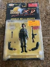 21st Century toys Xtreme Detail 1/18th scale German MP-44 figure