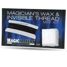 Magician Wax and Invisible Thread Kit